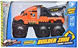 Maisto Builder Zone Quarry Monsters Tow ...