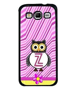 PrintVisa Alphabet Z High Gloss Designer Back Case Cover for Samsung Galaxy S3 I9300 :: Samsung I9305 Galaxy S Iii :: Samsung Galaxy S Iii Lte