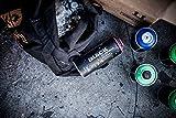 Montana Black Basic Lot de 6bombes de peinture en spray de 400ml