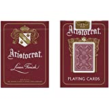 Bicycle Aristocrat 727 Bank Note Cards - (1 Deck Supplied, Colours May Vary)