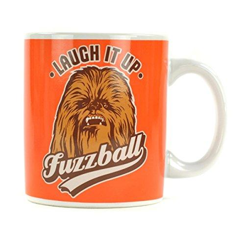 Star Wars (Laugh It Up Fuzz Ball) - Chewbacca Mug