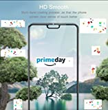 #6: Original Premium OnePlus 6 Tempered Glas 5D Full Glue OnePlus 6 Tempered Glass, Full Edge-Edge Screen Protection for 1+6 OnePlus 6 [ with 1 Year True Warranty ] by Case Factory [ in Stock ]