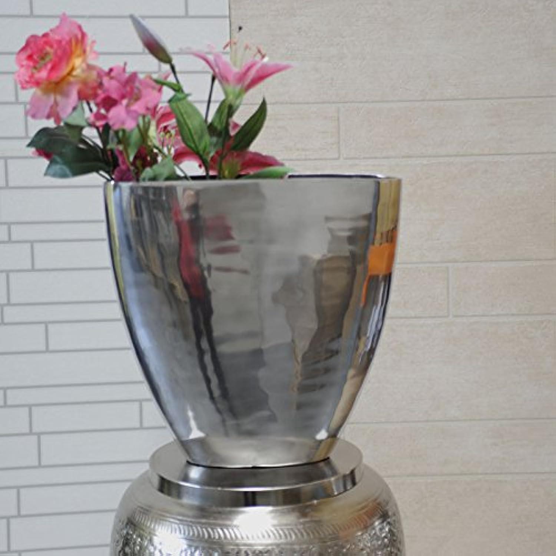 Vase Vase Vase de décoration de couleur argent, 1 57ad14