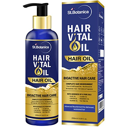 St.Botanica Hair Vital Oil, 200ml
