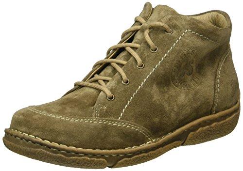 Josef Seibel Neele 01, Sneakers Basse Donna Verde (taupe 310)