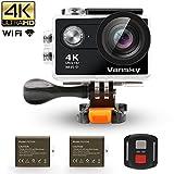 Sport-Action-Kamera, Vansky® Action Kamera WIFI sports cam 4K camera 20MP Ultra Full HD...