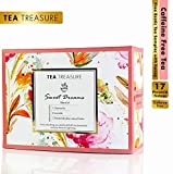 TeaTreasure Sweet Dreams Tea - Chamomile & Lavender with Other Natural Herbs