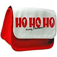 HoHoHo Naughty Girls Silhouette Festive Natale sexy