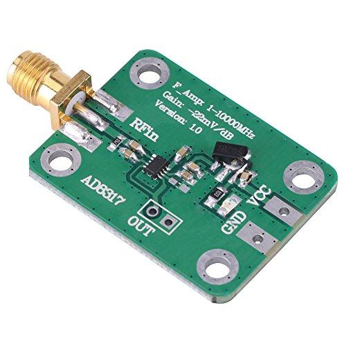 1 Stück 1 Mt-10000 MHz AD8317 RF Signal Leistungsmesser Logarithmischer Detektor Dynamische ALC AGC-Steuerung (Power-verstärker-10000)