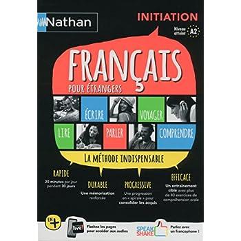 Français pour étrangers - Coffret Initiation