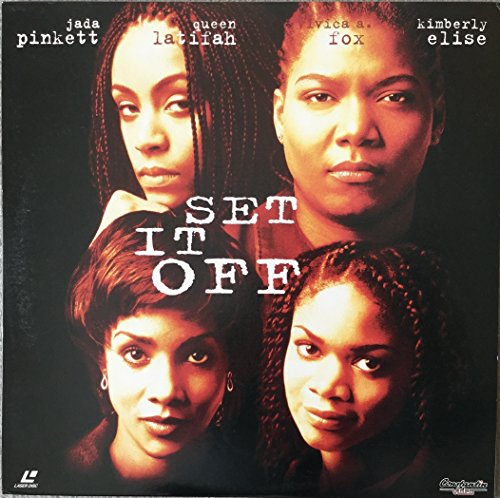Set it off LASERDISC