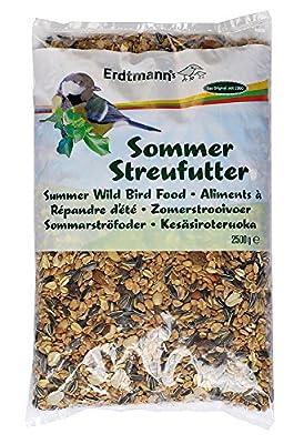 Erdtmanns Summer Wild Bird Food, 2.5 Kg from Christoph & Franz Erdtmann OHG