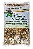 Erdtmann's SOMMER Streufutter, 2500g, 2,5 KG Packung, Lecker Sommer-Vogelfutter