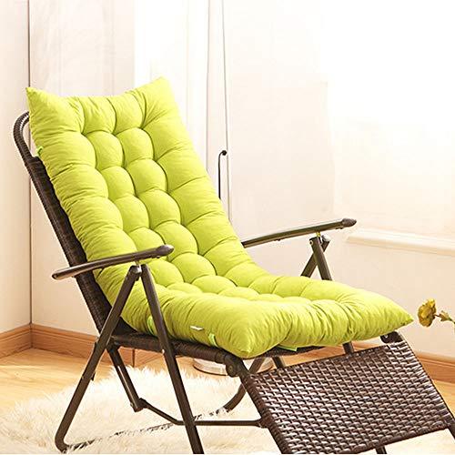 MARXHOT Indoor/Outdoor Chaise Lounge Kissen Polyester Stoff verdicken Sofa Stuhl Patio Kissen Tatami Matte (Multi-Größe),007,M