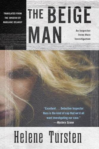 The Beige Man (Inspector Huss 7)
