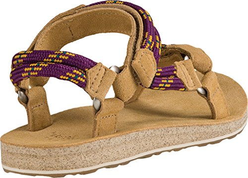 Teva Original Universal Rope Womens Sandals foncé violet