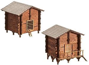 Faller - Edificio para modelismo ferroviario N escala 1:87 (F232368)