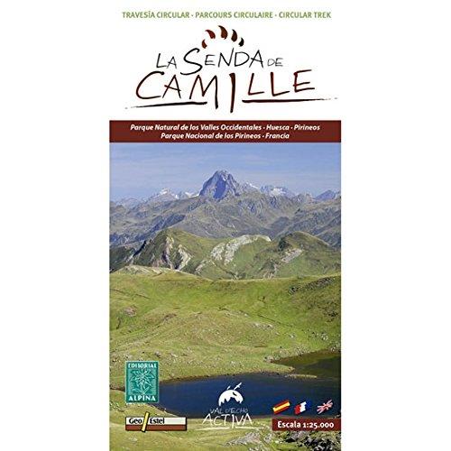 Senda de Camille circular trek 2018 por Editorial Alpina S.L.
