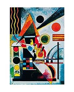 """Art Print: Wassily Kandinsky """"Balancement, 1925"""" 40 x 50"""