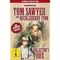 Tom Sawyer & Huckleberry Finn (Collectors Box, 6 DVDs)