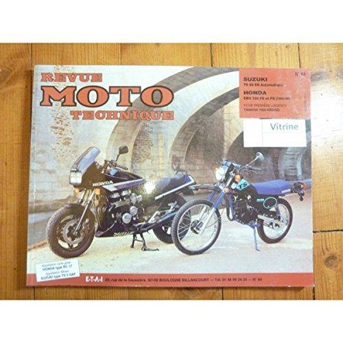 Ré-édition - CBX750 TS50 Revue Technique moto Honda Suzuki Etat - Bon Etat Occasion