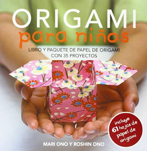 Origami para niños por Mari Ono