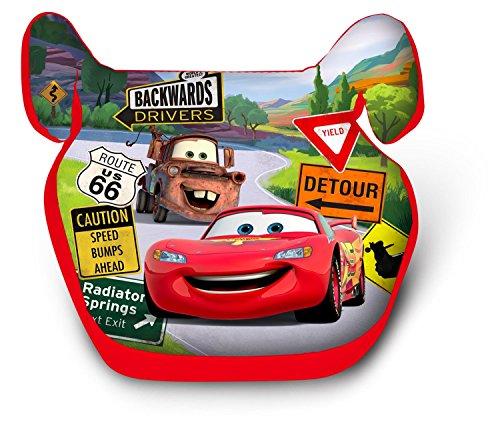 Disney cars seduta erhoeher (15–36kg), approvato secondo la norma ece 44/04