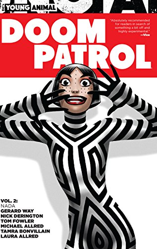 Doom Patrol Vol. 2: NADA por Gerard Way