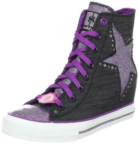 Skechers GimmeMy-Oh-My Damen Sneakers Schwarz (Blk)