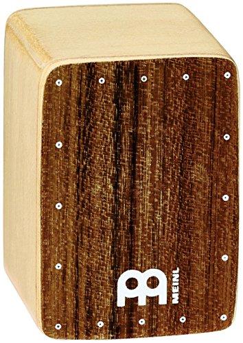 Birke Shaker (Meinl Percussion SH51 Cajon Shaker Ovangkol Frontplatte)