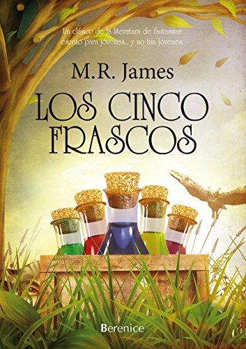 Los cinco frascos. (Los libros de pan) por M.R. James