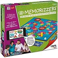 Cayro - Memorizzers - Juego de Habilidades cognitiva e inteligencias múltiples - Juego Infantil - Juego de Mesa - (714)