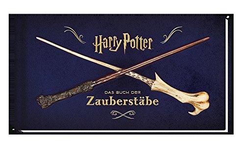 Harry Potter: Das Buch der Zauberstäbe (Der Stein Der Weisen)