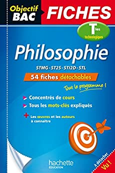 Objectif Bac Fiches Philosophie Terms Techno