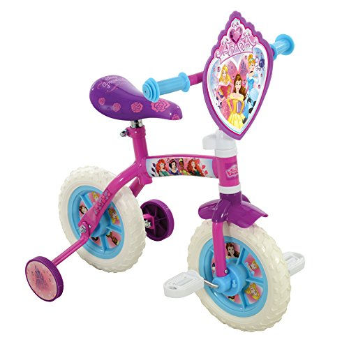 Disney Princess m1438525,4cm 2-in-1-Training Bike Preisvergleich