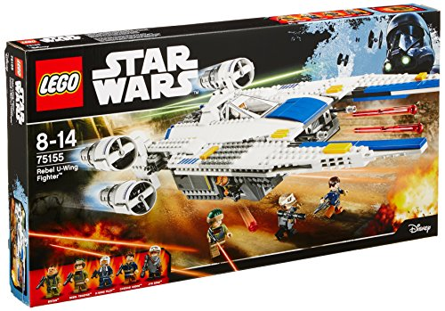 LEGO Star Wars 75155 - Rebel U-Wing (Star Wars Fighter Wing)