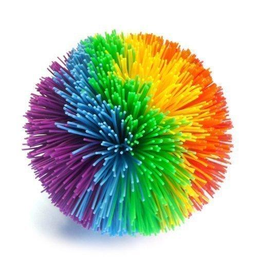 Buschwusch Ball Giant, Wuschelball, Spielball, Kinder, Therapie, ø 12 cm