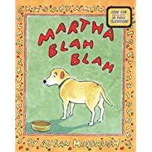 (Martha Blah Blah) By Meddaugh, Susan (Author) Paperback on 30-Mar-1998