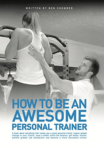 51P L0zR3tL - How to be an AWESOME Personal Trainer Reviews Professional Medical Supplies