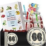 Geschenkidee 66. Geburtstag | Geschenkidee Shakes | 66 Geburtstag lustige