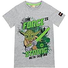 LEGO Star Wars - Camiseta Para Niño - Yoda