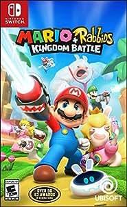 Mario Rabbids Kngdom Bttl NSW(Nintendo Switch)