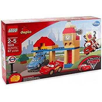 Lego DUPLO Cars - 5828 - Jeu de Construction - Big Bentley