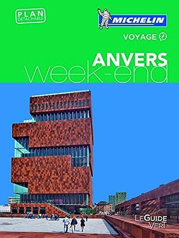Guide Vert Week End Anvers Michelin