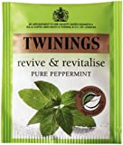 Twinings Infusion Tea Bags Individually-wrapped Peppermint 20 tea bags (1 box)