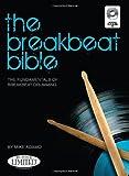 Michael Adamo The Breakbeat Bible Drums Book-