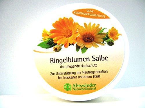 Abtswinder Naturheilmittel Ringelblumensalbe 100 ml Dose