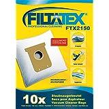 10 x FILTATEX Beutel AEG AP4042 / ap 4042 2000w - aeg ap 4042 ergo classic - aeg ergo classic allfloor ap 4042 - aeg clario ap4042