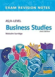 AS/A-level Business Studies (Exam Revision Notes)