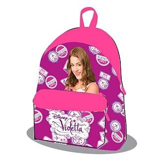Mochila Violetta Disney Diary grande